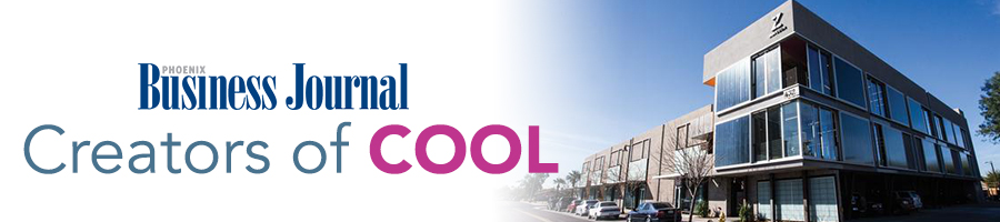 Phoenix Business Journal Cover Story – Creators of Cool