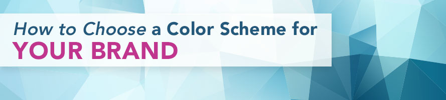 How to Choose a Color Scheme for Your Brands