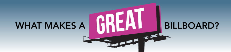 What Makes A Great Billboard