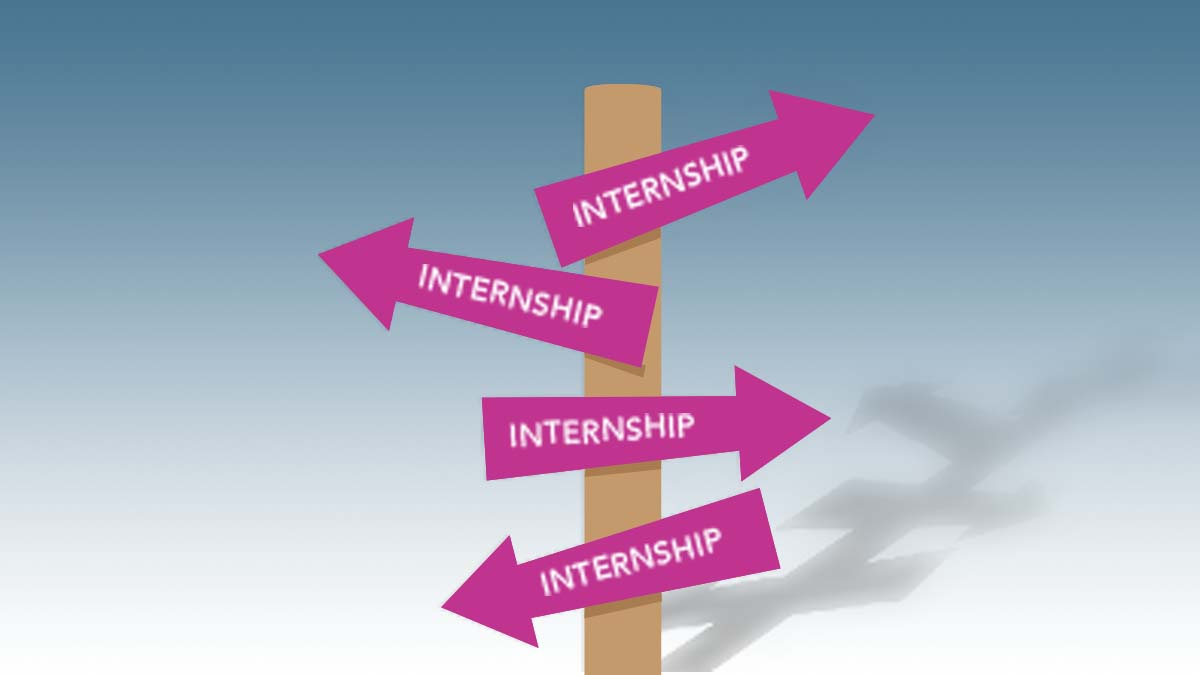 How to Find the Right Internship
