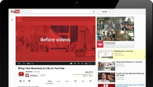 YouTube TrueView In-Stream Advertisement