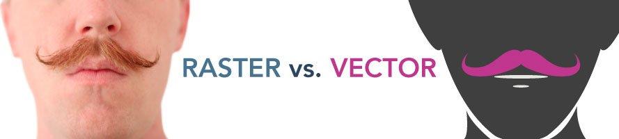 Raster vs Vector Images