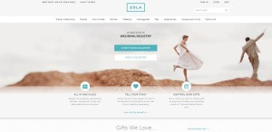 ZOLA Homepage