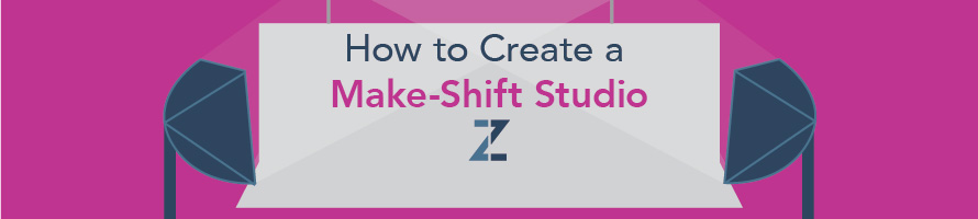 How to Create a Make-Shift Studio