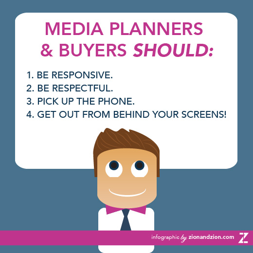 Media Planners & Buyers Should