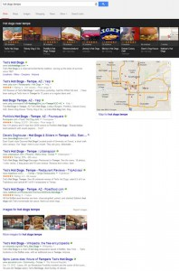 Hot Dogs Tempe Google Search
