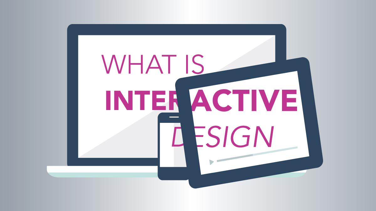 graphic design and interactive design