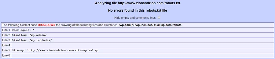 how to perform an seo audit zion zion