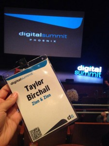 Digital Summit Main Stage