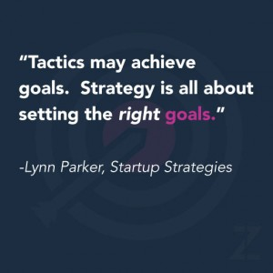 Strategy Is About Goals