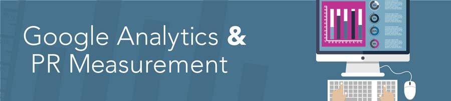 Google Analytics and Public Relations Measurement