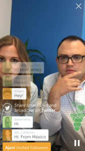 Mashable.com holding live Periscope Q&A session