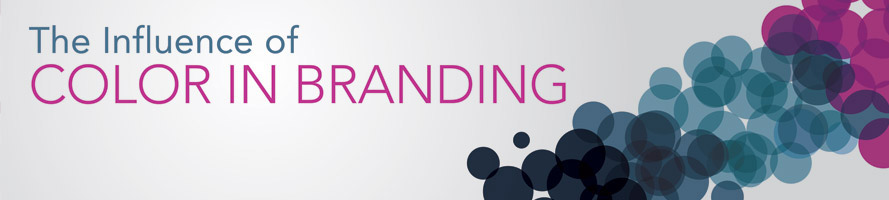 The Influence of Color in Branding