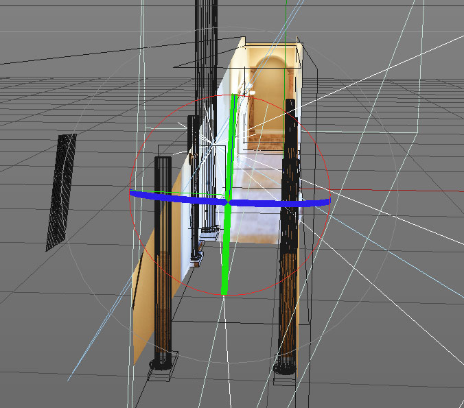 Basic Camera Map
