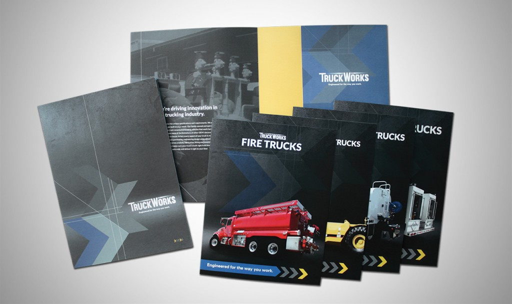 TruckWorks Collateral