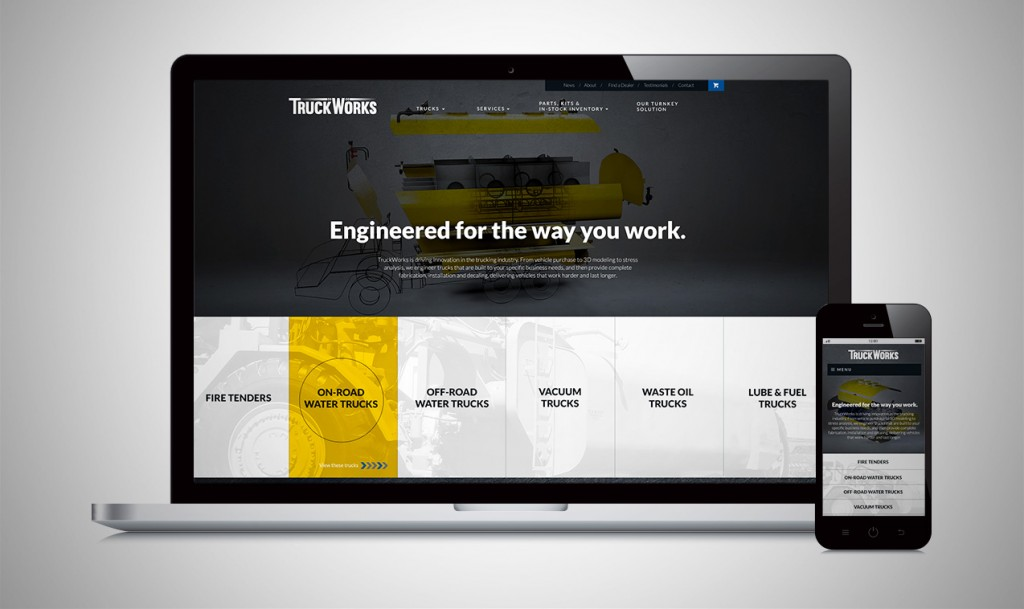 TruckWorks Homepage