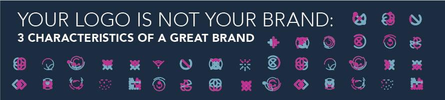 3 brand characteristics