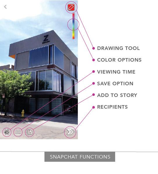 snapchat drawing tool