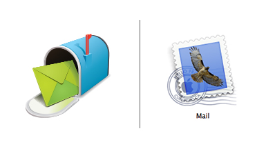 differing mailboxes example