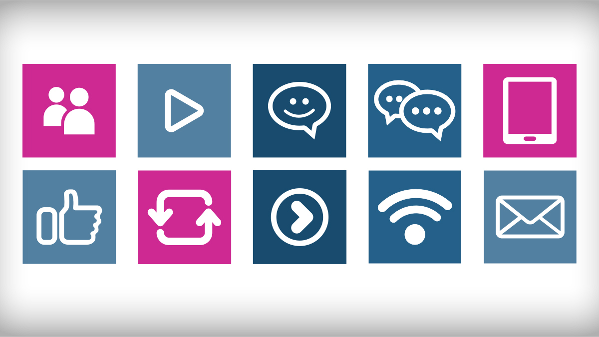 How to create a cohesive icon set