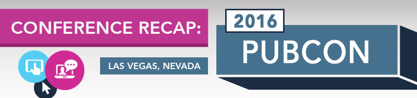 2016 Pubcon Conference Recap
