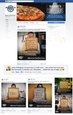 Barro's Confessions Social Media