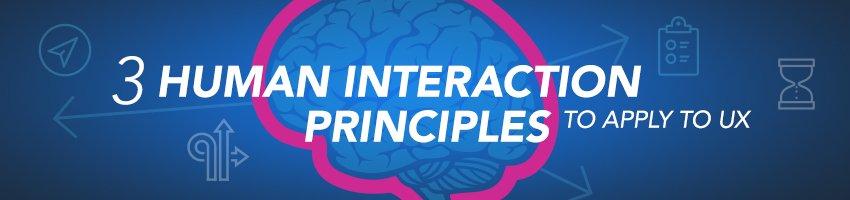 psychology principles header