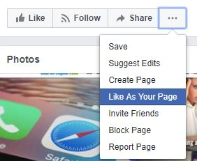 linking page to page