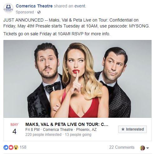 ad event