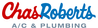 Chas Roberts Logo