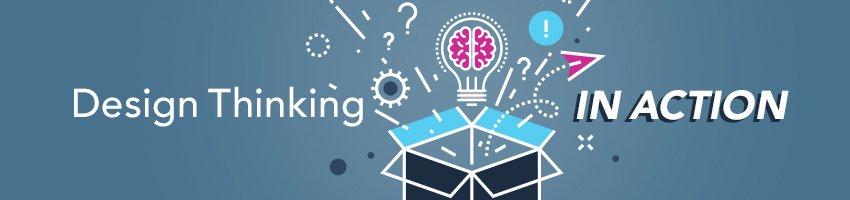 design thinking in action header