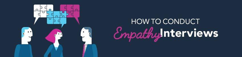 empathy interviews header
