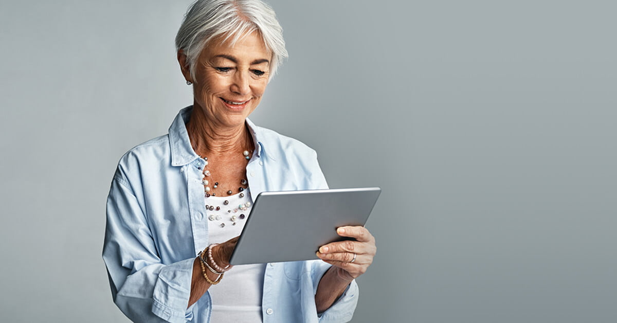 Seniors' Digital Usage Dramatically Greater Than Believed