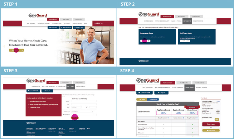 OneGuard Brand_UX Right Side_Strategy 1