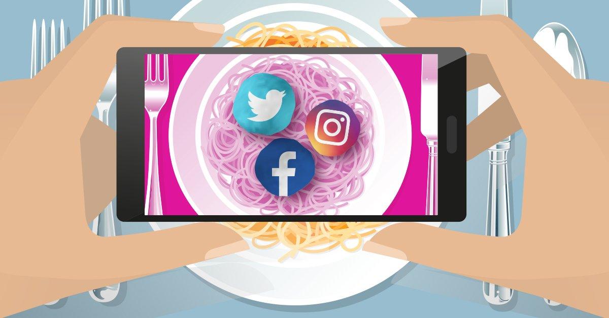 Ingredients for 5-Star Restaurant Social Media Marketing-SOCIAL
