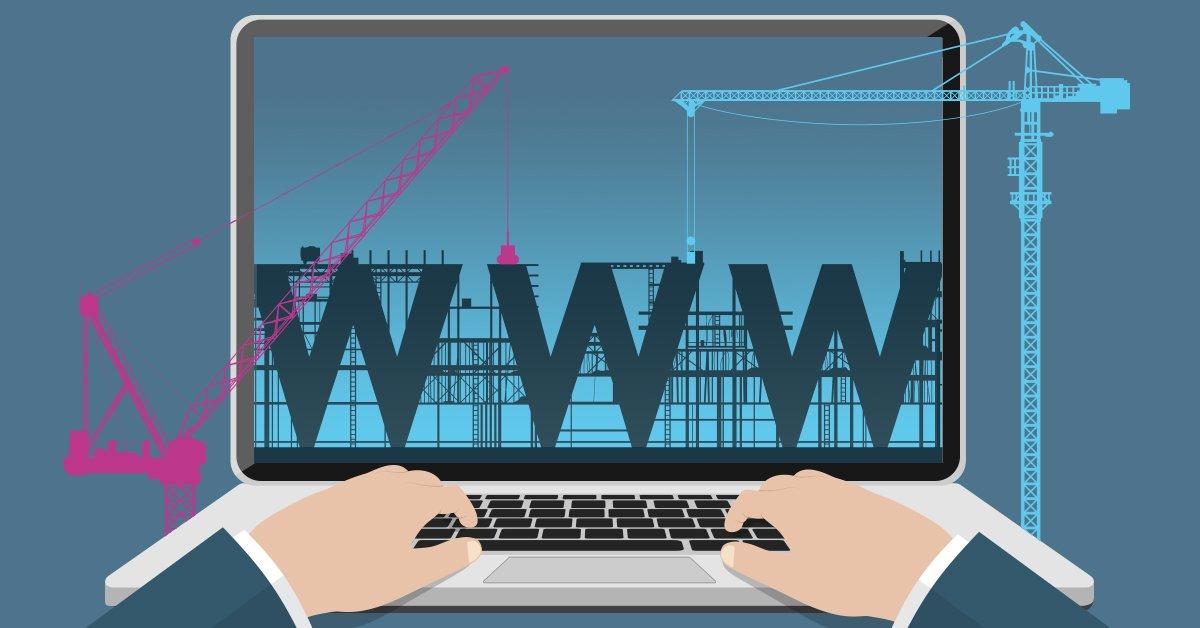 choosing a domain name social header