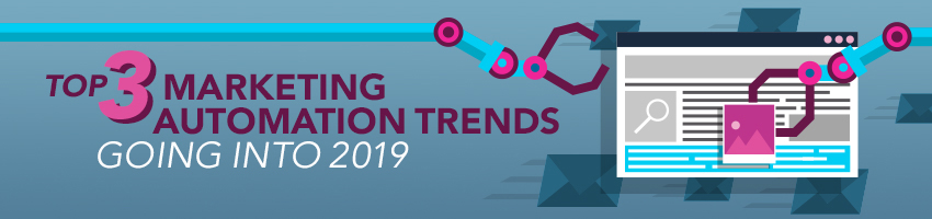 Top 3 Marketing Automation Trends Going into 2019