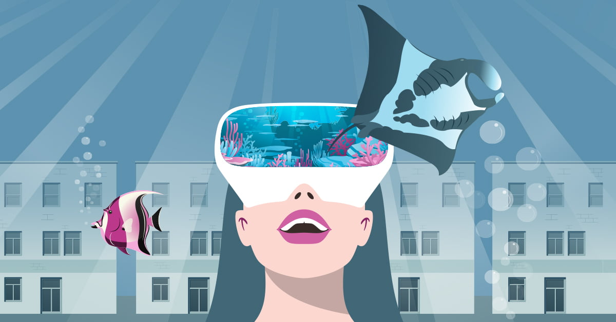 Virtual vs. Augmented Reality: What's the Difference?