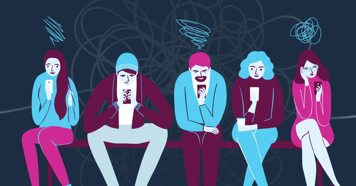 Online Marketing for An Anxiety-Ridden World