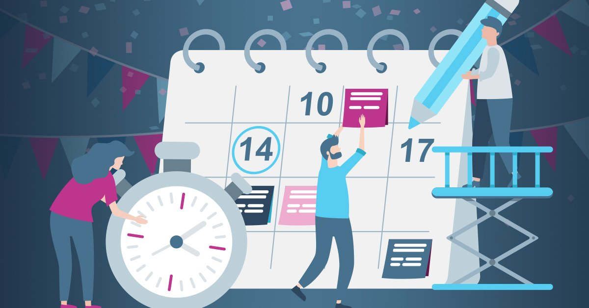 6 Steps to Successfully Plan a Marketing Event