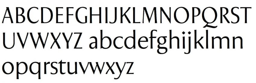 CSS Features | Seraphs Font