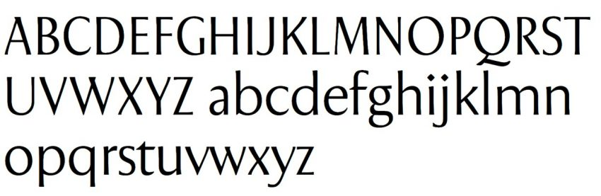 CSS Features   Seraphs Font