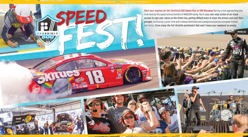 ISM Raceway | Brand Tone and User Experience (UX)