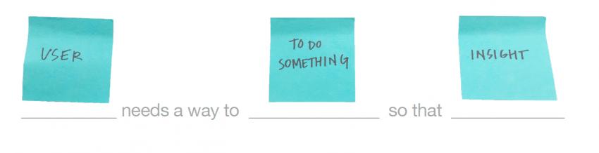 Design Thinking   Needs Statement