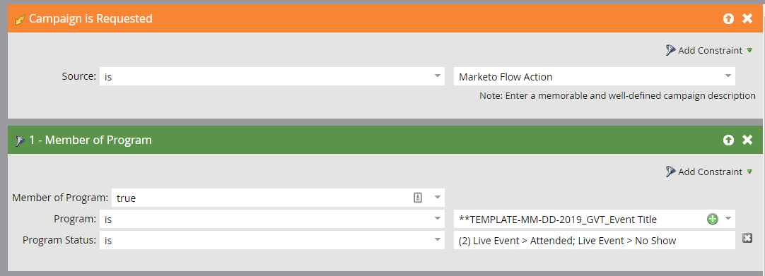 Marketo | Smartlist Send Follow Up