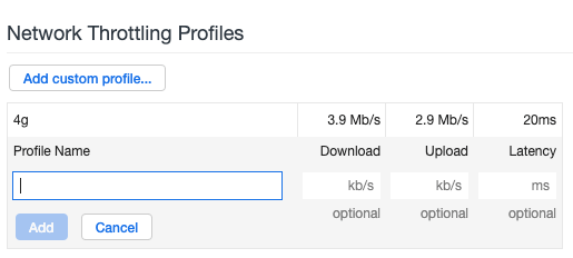 Network Throttling Custom | Use Chrome DevTools To Audit Your Site's Performance