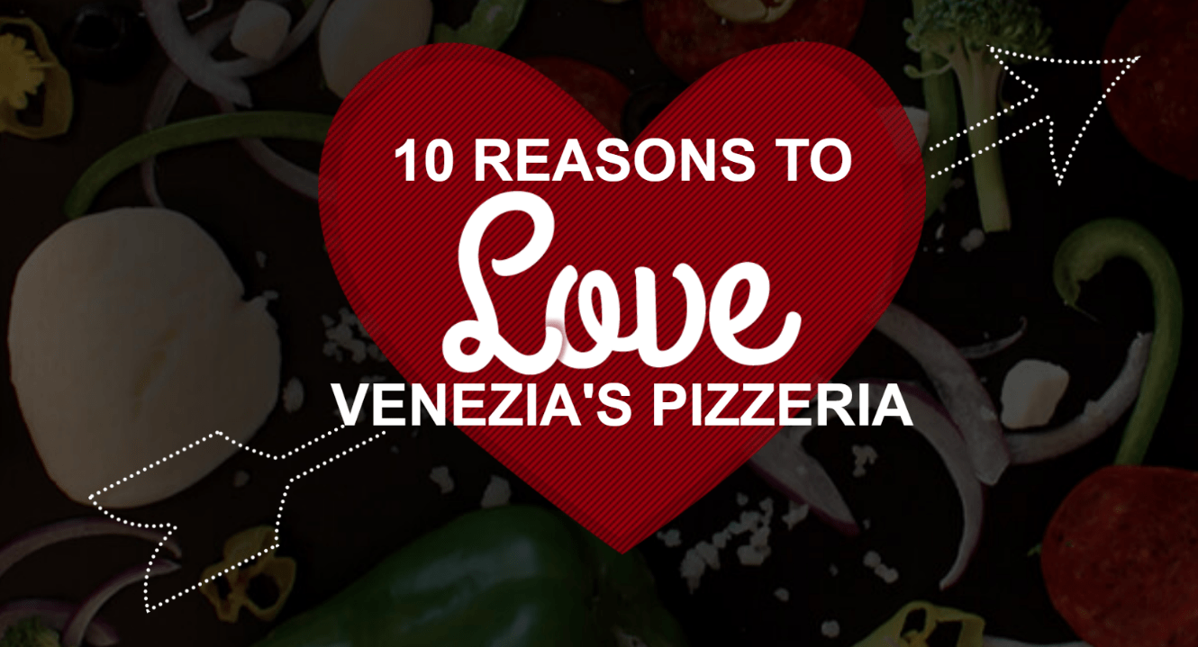 "Venezia's 10 Reasons Example | The Importance of an ""About"" Page, and How to Make Yours Stand Out"