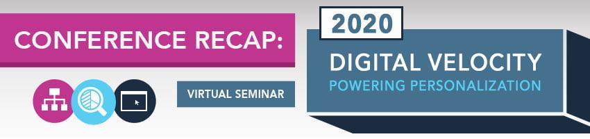 2020 Tealium Digital Velocity Conference Recap: Powering Personalization
