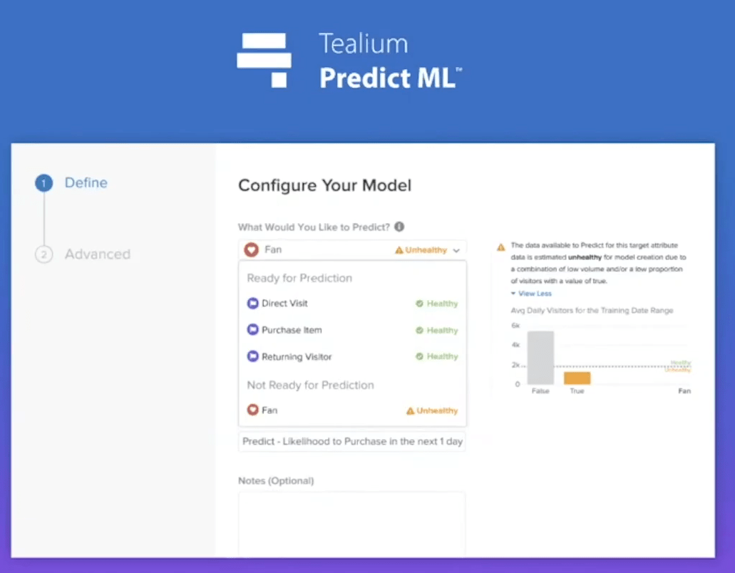 Tealium Predict ML | Digital Velocity Conference