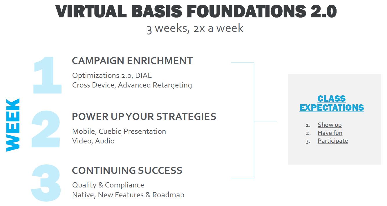 Virtual Basis Foundations 2.0